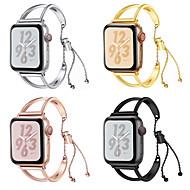 billige -Urrem for Apple Watch Series 4/3/2/1 Apple Klassisk spænde Metal Håndledsrem