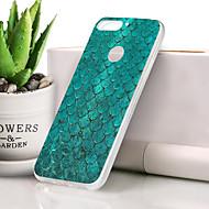 preiswerte Handyhüllen-Hülle Für Huawei Honor 7X Ultra dünn / Muster Rückseite Linien / Wellen Weich TPU für Honor 7X