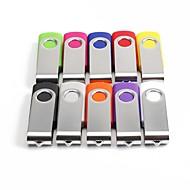 お買い得  -128M USBフラッシュドライブ USBディスク USB 2.0 プラスチックシェル / メタル 不規則型 ワイヤレスストレージ