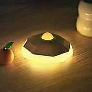 tanie -1 szt. Noc LED Light Ciepła biel Zasilanie DC Godny podziwu 5 V