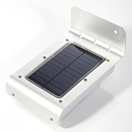 preiswerte LED Solarleuchten-1 stück 16led solar power pir bewegungssensor sicherheit wandleuchte lampe im freien garten