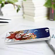 preiswerte Handyhüllen-Hülle Für ZTE ZTE BLADE A512 Ultra dünn / Muster Rückseite Weihnachten Weich TPU für ZTE BLADE A512