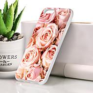 preiswerte Handyhüllen-Hülle Für Huawei Honor 7A Ultra dünn / Muster Rückseite Blume Weich TPU für Honor 7A