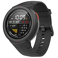 billige -xiaomi huami amazfit randen 3 smart ur gps + glonass ip68 vandtæt multisport smartwatch sundhedspårer engelsk version