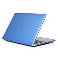 levne -MacBook Pouzdro Jednobarevné Plastický / ABS pro MacBook Pro 13-palců