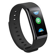 billige -Xiaomi Amazfit Cor Band A1702 English version Smartur Android iOS Bluetooth Vandtæt Pulsmåler Smart Skridtæller Samtalepåmindelse Sleeptracker Vækkeur Motion Påmindelse / accelerometer / 250-300