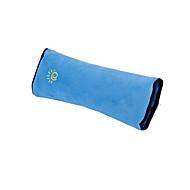 hesapli -Araba Başlıkları / Emniyet kemeri dirseklikleri / Emniyet kemeri Mavi / Pembe Pamuk Karikatür Uyumluluk Uniwersalny Tüm Modeller