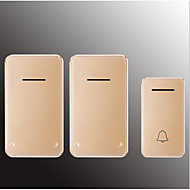 お買い得  -Factory OEM ワイヤレス 1対2ひげそり 音楽 / ディンドン 非視覚的なドアベル