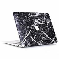 """זול -MacBook נרתיק שיש PVC ל MacBook Pro 15החדש / MacBook Pro 13""""החדש / New MacBook Air 13"""" 2018"""