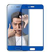 voordelige -Screenprotector voor Huawei Honor 9 Gehard Glas 1 stuks Voorkant screenprotector 9H-hardheid / Krasbestendig / Anti-vingerafdrukken
