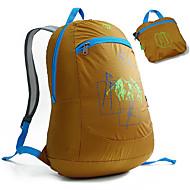 お買い得  -Jungle King 30 L 軽量パック可能バックパック / バックパック - ライトウェイト アウトドア ハイキング ナイロン ブルー, ピンク, カーキ色