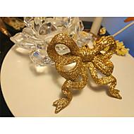 hesapli -Tatil Süslemeleri Yeni Yıl'ınkiler / Cadılar Bayramı Süslemeleri Noel Süsler Parti Altın 1pc