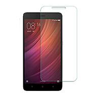 voordelige -Screenprotector voor Huawei Xiaomi Redmi Note 4 Gehard Glas 1 stuks Voorkant screenprotector 9H-hardheid / Krasbestendig / Anti-vingerafdrukken