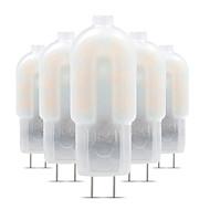 お買い得  -5個 3 W 200-300 lm G4 LED2本ピン電球 T 12 LEDビーズ SMD 2835 かわいい 12 V