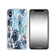 Case สำหรับ Apple iPhone XR / iPhone XS Max Pattern ปกหลัง Scenery / ดอกไม้ Soft TPU สำหรับ iPhone XS / iPhone XR / iPhone XS Max