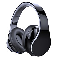 cheap -LITBest Wireless Bluetooth Headphones Headsets with Oval Round Ear Cover Cup for Comfortable Wearing