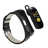 tanie -Indear C15 Inteligentne Bransoletka Android iOS Bluetooth Smart Sport Wodoodporny Pulsometry Pomiar ciśnienia krwi Krokomierz Powiadamianie o połączeniu telefonicznym Rejestrator aktywności fizycznej