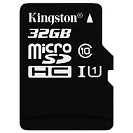 billiga -Kingston 32GB Micro SD-kort TF-kort minneskort class10