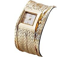 저렴한 -ASJ 여성용 드레스 시계 일본어 일본 쿼츠 구리 실버 / 골드 / 로즈 골드 캐쥬얼 시계 아날로그 빈티지 미니멀리스트 - 골드 실버 로즈 골드 1 년 배터리 수명 / SSUO SR626SW + CR2025