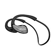 お買い得  -AWEI A880BL 耳の中 ワイヤレス ヘッドホン イヤホン プラスチック スポーツ&フィットネス イヤホン ボリュームコントロール付き ヘッドセット