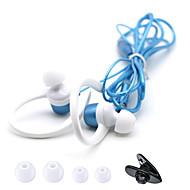 お買い得  -LITBest WP01 耳の中 ケーブル ヘッドホン イヤホン / マイク プラスチック / ABS + PC 携帯電話 イヤホン スポーツ&アウトドア / クール / ステレオ ヘッドセット