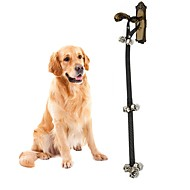 お買い得  -犬用 / ペット用 リード ベル / しつけ用品 / 犬 / 猫用品 ナイロン / メタル ブラック