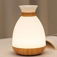 Χαμηλού Κόστους -1pc LED νύχτα φως Θερμό Λευκό USB Δημιουργικό <=36 V