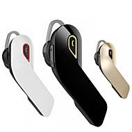お買い得  -LITBest 耳の中 ワイヤレス ヘッドホン イヤホン プラスチック 携帯電話 イヤホン マイク付き ヘッドセット