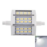 abordables -SENCART 1pc 8 W 650-800 lm R7S 24 Perles LED SMD 5060 Intensité Réglable Blanc Chaud Blanc Froid 85-265 V / 1 pièce