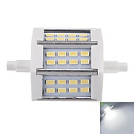 billiga -SENCART 1st 8 W 650-800 lm R7S 24 LED-pärlor SMD 5060 Bimbar Varmvit Kallvit 85-265 V / 1 st