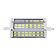 billiga -SENCART 1st 7 W 1000-1200 lm R7S 48 LED-pärlor SMD 5730 Bimbar Varmvit Kallvit 85-265 V / 1 st