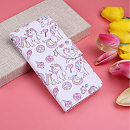 cheap -Case For Huawei P20 Pro / P20 lite Wallet / Card Holder / with Stand Full Body Cases Unicorn / Ice Cream Hard PU Leather for Huawei P20 / Huawei P20 Pro / Huawei P20 lite