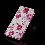 cheap -Case For Samsung Galaxy J7 Prime / J5 Prime Wallet / Card Holder / with Stand Full Body Cases Flamingo Hard PU Leather for J7 Prime / J7 (2017) / J7 (2016)