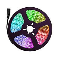 お買い得  -ZDM® 5m フレキシブルLEDライトストリップ / RGBストリップライト 150 LED 5050 SMD 防水 / 新デザイン / パーティー 12 V 1個