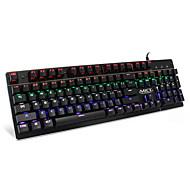 Χαμηλού Κόστους -IMICE X80 Cablu Multi χρώμα backlight 104 pcs Κλειδιά