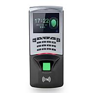 billige -5YOA BM7 Adgangskontrolsystem sæt / Adgangskontrol tastatur RFID Fingeraftryk / Adgangskode / ID Kort Hjem / lejlighed / Skole