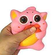 ราคาถูก -บีบของเล่น แมว ของเล่นที่บีบอัด ยูรีเทนโพลี ทั้งหมด Toy ของขวัญ