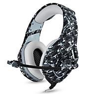 levne -LITBest Sluchátka a headset Kabel Sluchátka Sluchátka ABS Resin / Kov Hraní her Sluchátko Stereo / s mikrofonem / S ovládáním hlasitosti Sluchátka