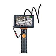 abordables -8,5 mm lentille industrielle endoscope 10 cm longueur de travail 4,3 pouces grand écran hd endoscope outil de réparation de voiture