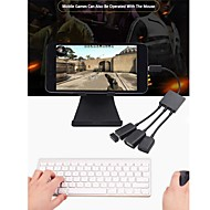 cheap -Type-C USB Cable Adapter OTG Adapter / Cable For Macbook 20 cm For PP / ABS+PC