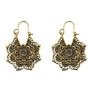 preiswerte -Damen Tropfen-Ohrringe Ohrringe Schmuck Gold / Silber Für Strasse 1 Paar
