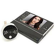 cheap -WIFI 3.5 inch Handheld One to One video doorphone