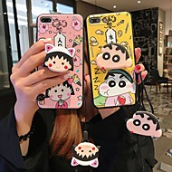 Case For Apple iPhone XS Max / iPhone 6 with Stand Back Cover Cartoon Soft Silicone for iPhone XS / iPhone XR / iPhone XS Max