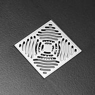 رخيصةأون -مصفاة خلاق نحاس 1PC - حمام تثبيت على الأرض