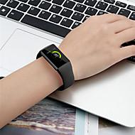 billige -Klokkerem til Fitbit Charge 3 Fitbit Sportsrem Silikon Håndleddsrem