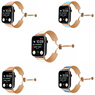 cheap -Watch Band for Apple Watch Series 4/3/2/1 / Apple Watch Series 4 Apple Classic Buckle Genuine Leather Wrist Strap