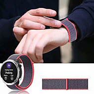 billige -Klokkerem til vivomove / vivomove HR / Vivoactive 3 Garmin Sportsrem Nylon Håndleddsrem