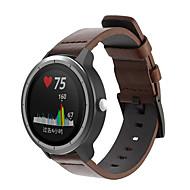 billige -Klokkerem til vivomove / vivomove HR / Vivoactive 3 Garmin Sportsrem Ekte lær Håndleddsrem