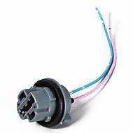 olcso -2db 7440 aljzat kábelköteg csatlakozók előhuzalozott vezetékcsatlakozók t20 adapterkábel