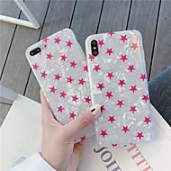 abordables -estuche para apple iphone xr / iphone xs brillo brillo brillo contraportada color sólido suave tpu para iphone xr / iphone xs max